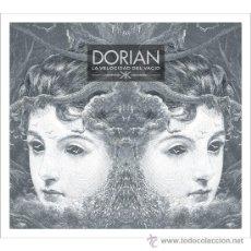 Discos de vinilo: LP DORIAN LA VELOCIDAD DEL VACIO VINILO 180G. Lote 140367084