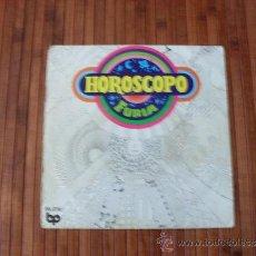 Discos de vinilo: FURIA - HOROSCOPO SINGLE 1972. Lote 38536229