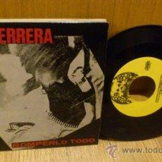Discos de vinilo: LA PERRERA ROMPERLO TODO EP VINILO 7 PULGADAS PUNK NUEVO CATECISMO CATOLICO ESKORBUTO LA POLLA . Lote 38540489