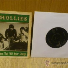 Discos de vinilo: THE HOLLIES CARRIE ANN EP VINILO DE 7 PULGADAS EDICION SUECA MUY RARO! . Lote 38540502