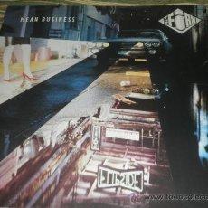 Discos de vinilo: THE FIRM - MEAN BUSINESS LP - ORIGINAL ALEMAN - ATLANTIC 1986 CON FUNDA INT. - MUY NUEVO (5).. Lote 55689284