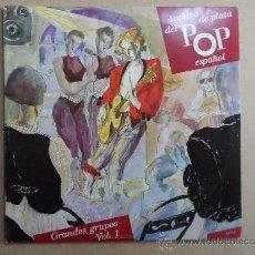 Discos de vinilo: ARCHIVO DE PLATA DEL POP ESPAÑOL - GRANDES GRUPOS VOL.1 - LOS BRINCOS / LOS PEKENIKES - 2 LPS 1988. Lote 38565780