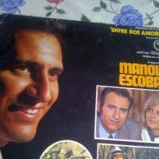 Discos de vinilo: MANOLO ESCOBAR CANCIONES DE LA PELICULA C1V. Lote 38573945