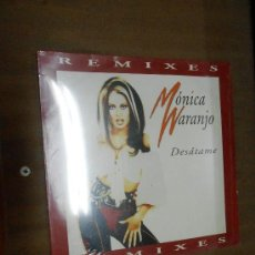 Discos de vinilo: MONICA NARANJO DESATAME (REMIXES) MAXI SINGLE PRECINTADO . Lote 38575148