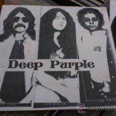 Discos de vinilo: DEEP PURPLE EMMERETTA BLACKNIGHT EP VINILO DE 7 PULGADAS MUY RARO!. Lote 38575971