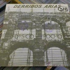 Discos de vinilo: DERRIBOS ARIAS DISCO POCHO EP VINILO DE 7 PULGADAS GRABACIONES ACCIDENTALES 1984. Lote 38578340