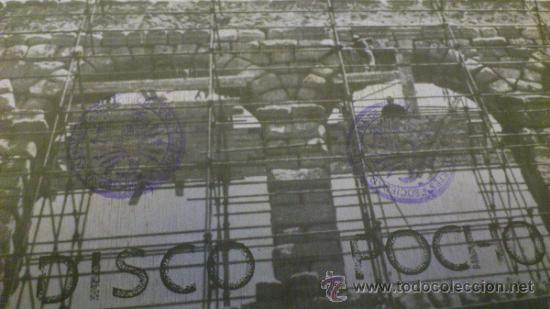 Discos de vinilo: Derribos arias Disco Pocho Ep Vinilo de 7 pulgadas Grabaciones accidentales 1984 - Foto 5 - 38578340