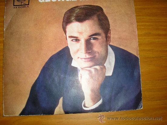 GEORGE MAHARIS (RUTA 66) - ENSEÑAME ESTA NOCHE Y OTROS - CBS - Nº 33145 - ARGENTINA (Música - Discos de Vinilo - Maxi Singles - Pop - Rock Extranjero de los 50 y 60)