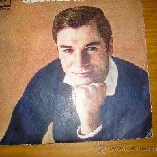 Discos de vinilo: GEORGE MAHARIS (RUTA 66) - ENSEÑAME ESTA NOCHE Y OTROS - CBS - Nº 33145 - ARGENTINA. Lote 38581839