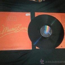 Discos de vinilo: WAR - THE MUSIC BAND (LP, ALBUM, GAT). Lote 38585212