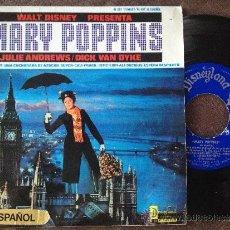 Vinyl-Schallplatten - single mary poppins walt disney en español 1966 ver fotos es el mismo - 38587907