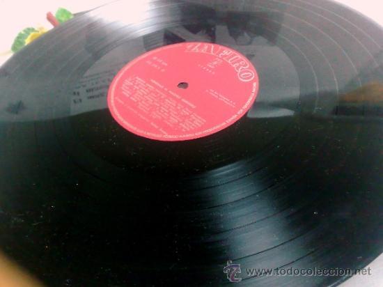 Discos de vinilo: AÑO 1968.-HOMENAJE AL MAESTRO GUERRERO.- ARREGLOS Y DIRECCIÓN ORQUESTAL RAFAEL IBARBIA. - Foto 5 - 38585531