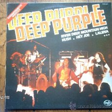 Discos de vinilo: DEEP PURPLE - HUSH + 9. Lote 38617767