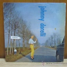 Discos de vinilo: JOHNNY DORELLI EL FESTIVAL DE SAN REMO EP DE 4 CANCIONES. Lote 38605082