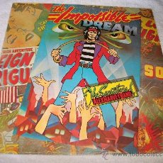 Discos de vinilo: THE SENSATIONAL ALEX HARVEY BAND / THE IMPOSSIBLE DREAM / VERTIGO 1974. Lote 38612654