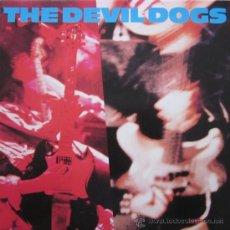 Discos de vinilo: LP THE DEVIL DOGS PUNK CRYPT VINILO. Lote 44583579