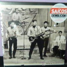Discos de vinilo: LP LOS SAICOS ¡DEMOLICION! THE COMPLETE RECORDINGS PERU FREAKBEAT GARAGE PUNK VINILO. Lote 59836662