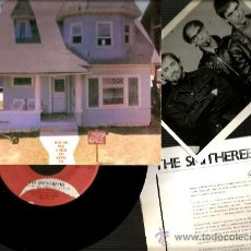 Discos de vinilo: SINGLE THE SMITHEREENS : HOUSE WE USED TO LIVE IS ( INCLUYE POSTAL & HOJA PROMOCIONAL ) . Lote 38633697
