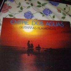 Discos de vinilo: ENTRE DOS AGUAS GUITARRAS FLAMENCAS. C3V. Lote 38637220