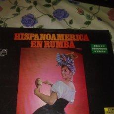 Discos de vinilo: HISPANO AMERICA EN RUMBA STAN ZILLER Y SU ORQUESTA. C3V. Lote 38637353