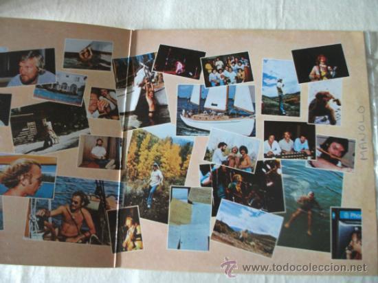 Discos de vinilo: LP DE JIMMY BUFFETT, CHANGES IN LATITUDES, CHANGES IN ATTITUDES, DOBLE CARPETA AÑO 1977 - Foto 4 - 38631550