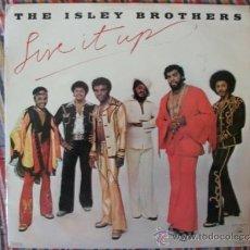 Discos de vinilo: THE ISLEY BROTHERS . LIVE IT UP. 1974 SOUL LP / TNECK. Lote 38652765