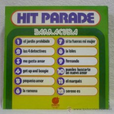 Discos de vinilo: BARRACUDA - HIT PARADE - LP IMPACTO 1976 - NUEVO. Lote 45313207