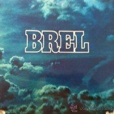 Discos de vinilo: LP JACQUES BRE-BREL-ESPAÑOL. Lote 38665127