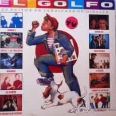 Discos de vinilo: LP DOBLE-EL GOLFO-24 EXITOS . Lote 38674881