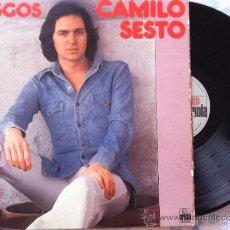 Discos de vinilo: LP CAMILO SESTO-RASGOS. Lote 38675042