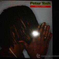 Discos de vinilo: PETER TOSH LP MYSTIC MAN . Lote 38676417