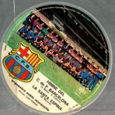 Discos de vinilo: SINGLE ORQUESTRA COBLA MARAVELLA : HIMNE DEL BARÇA + LA SANTA ESPINA + HIMNE A BARCELONA + PER TU PL. Lote 38679604
