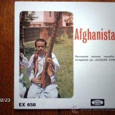 Discos de vinilo: AFGHANISTAN - DOCUMENTOS SONOROS GRABADOS POR JACQUES CORNET . Lote 38682756