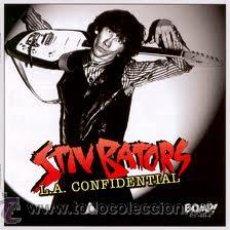 Discos de vinilo: LP STIV BATORS L.A CONFIDENTIAL COLOR LTD VINILO PUNK. Lote 38688694