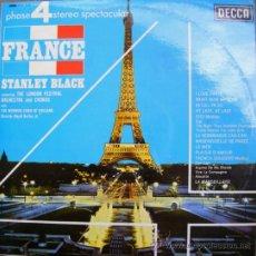 Discos de vinilo: FRANCE STANLEY BLACK . Lote 38691040