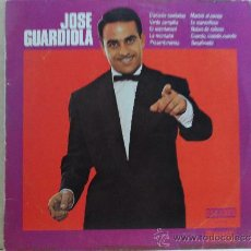 Discos de vinilo: *** JOSE GUARDIOLA - ÉXITOS - LP AÑO 1972 - EDICIÓN ESPECIAL CIRCULO DE LECTORES - LEER DESCRIPCIÓN. Lote 38697133