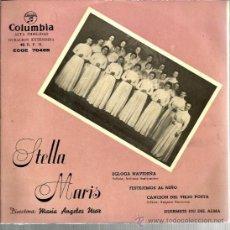 Discos de vinilo: EP CORO STELLA MARIS : . Lote 38703545