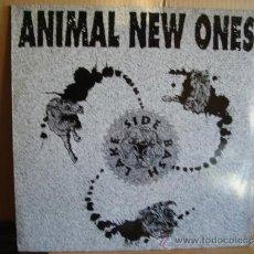 Discos de vinilo: ANIMAL NEW ONES ---- LAKE SIDE BASH. Lote 38707211