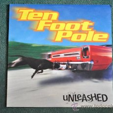 Discos de vinilo: TEEN FOOT POLE - UNLEASHED. Lote 38708282