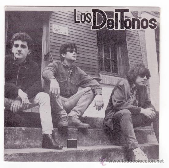 LOS DELTONOS - ME GUSTAS (Música - Discos - Singles Vinilo - Grupos Españoles de los 90 a la actualidad)