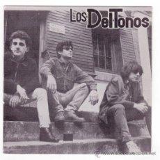 Disques de vinyle: LOS DELTONOS - ME GUSTAS. Lote 38710472
