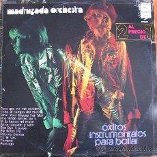 Discos de vinilo: LP - MADRUGADA ORCHESTRA - EXITOS INSTRUMENTALES PARA BAILAR (DOBLE DISCO, SPAIN, EMI 1976). Lote 38714414