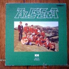 Discos de vinilo: ALEGERA - ENAUT BIDEGORRI + 3. Lote 38729577
