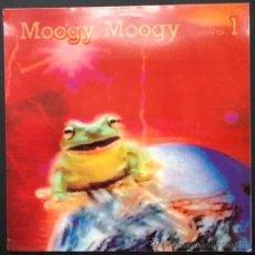 Discos de vinilo: MOOGY MOOGYMUGA MUGA MAXI VINILO PRECINTADO. Lote 38721369