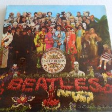 Discos de vinilo: BEATLES - ST. PEPPERS LONELY HEARTS CLUB BAND 1967 J06204177. Lote 38722105