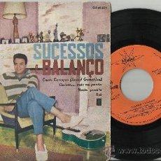 Discos de vinilo: WILSON MIRANDA EP SUCESSOS Y BALANÇO ESPAÑA 1963. Lote 38722469