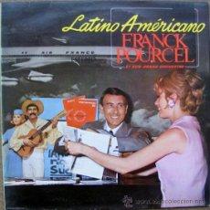 Discos de vinilo: LP - LATINO AMERICA - FRANCK POURCEL. Lote 38723387