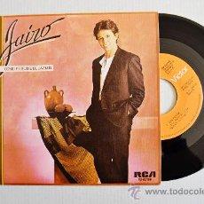 Discos de vinilo: JAIRO-COMO PERFUME DE JAZMIN-VOLVERAS-¡¡NUEVO!!-SINGLE-1984-RCA-SPÑ. Lote 38732499