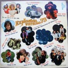 Discos de vinilo: LP - EXPOSICION VERANO 73 . Lote 38733478
