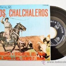 Discos de vinilo: LOS CHALCHALEROS-ANGELICA…-¡¡NUEVO!!-EP-1968-RCA-SPÑ. Lote 38739842